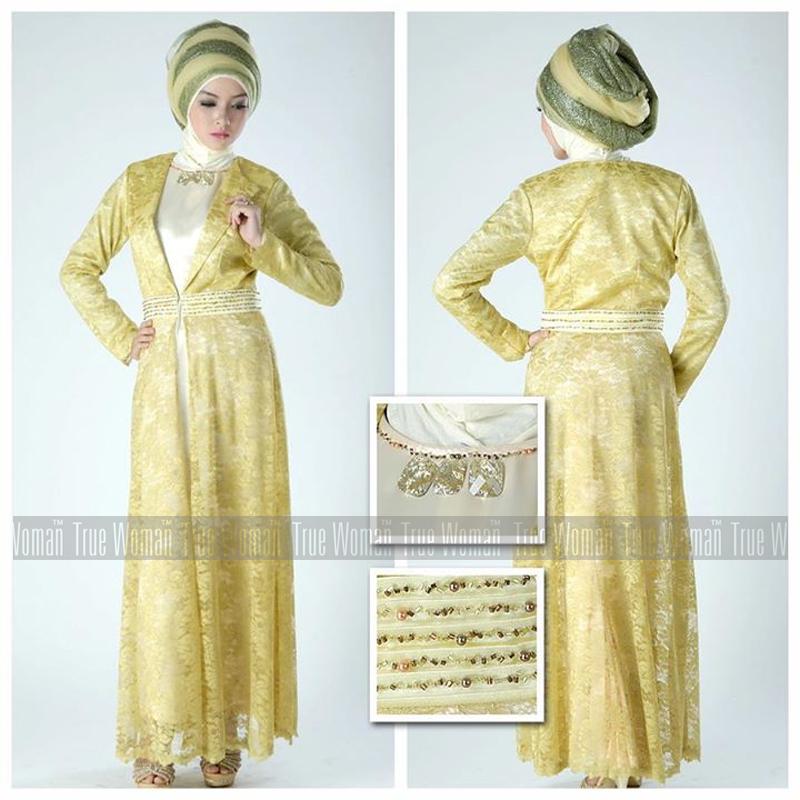 Baju Atasan Muslim Anak Perempuan Baju Muslim Gamis